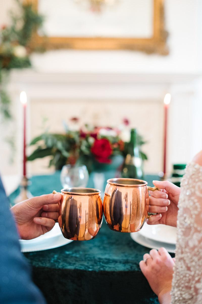 elegantwinterinspired-rosegoldcups