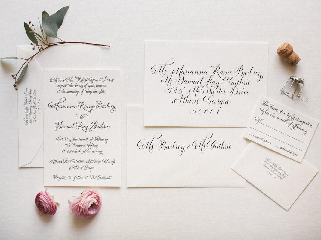 handdrawn-calligraphy-invitationsuite