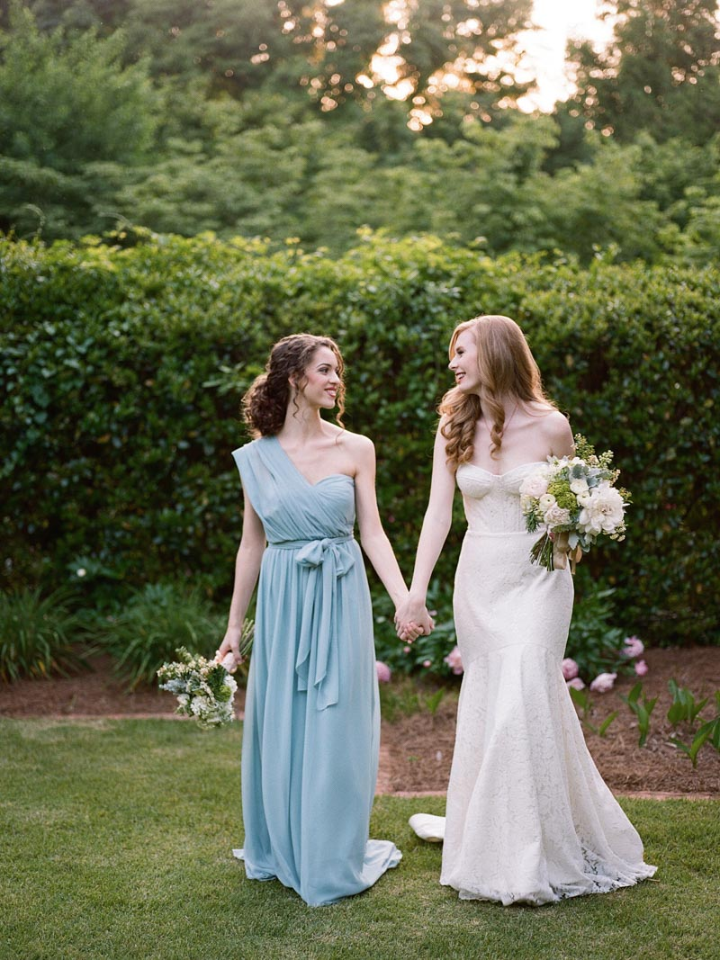 vintagegarden-bridebouquetbridesmaid