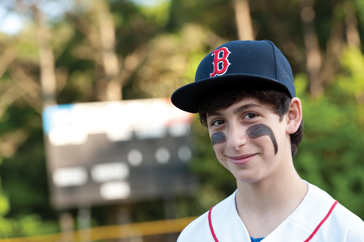 Baseball Guest of Honor