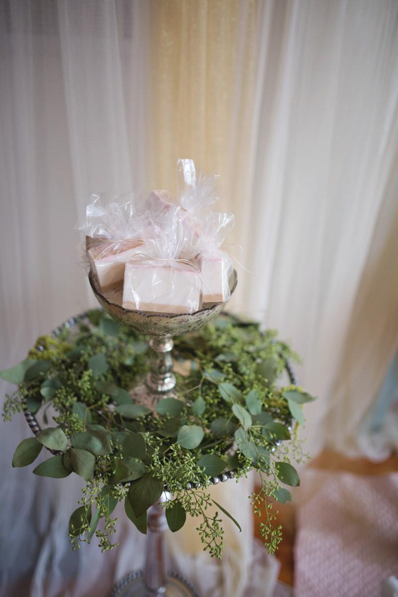 Bridal Shower Soap Favors