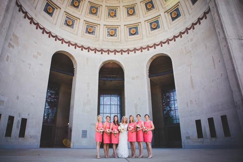 Bride & Bridesmaids_