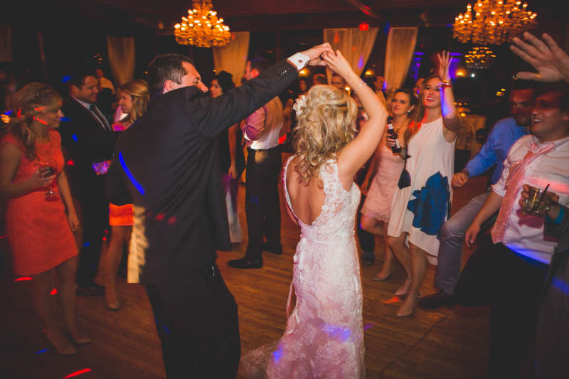 Bride & Groom Dancing_