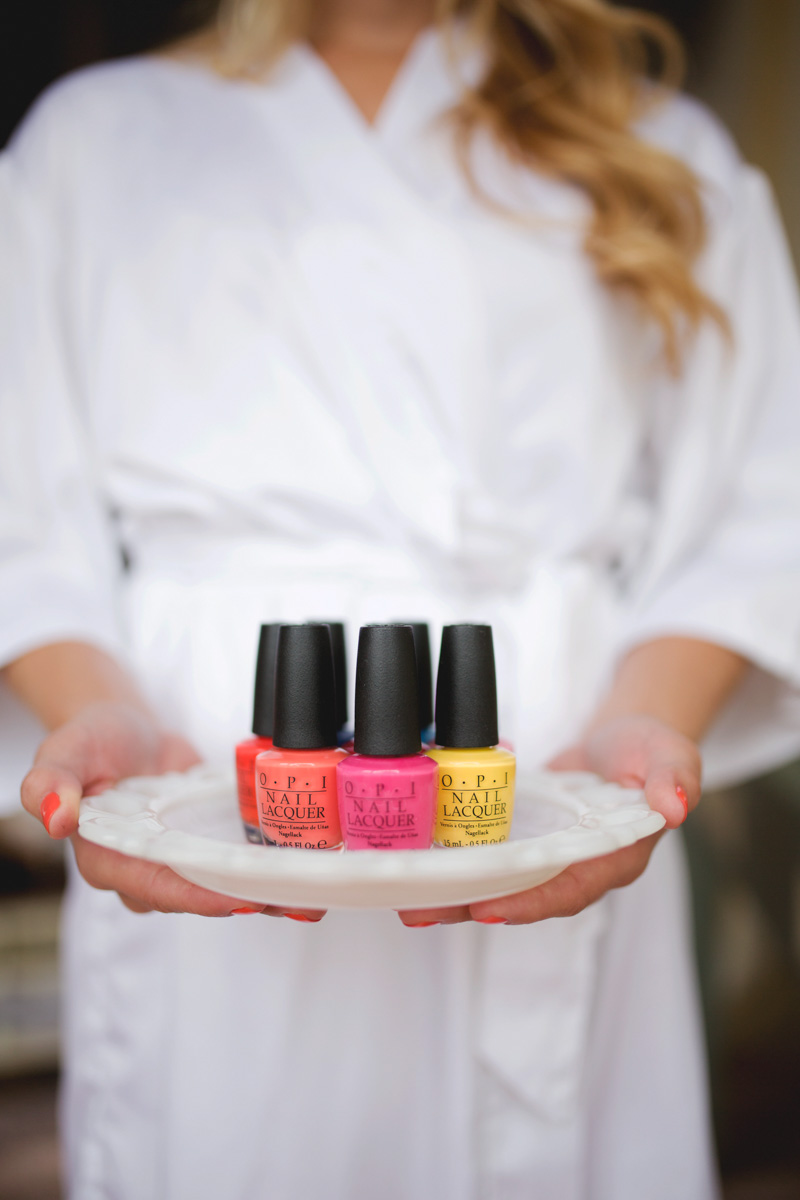 Colorful Nail Polish Options