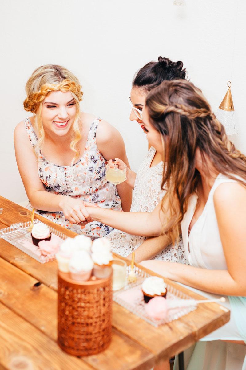 Galentine's Day Party Ideas - Cute Fun Modern Sweet