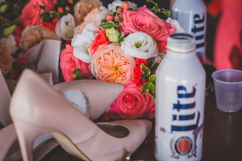 Flowers, Heels & Beer