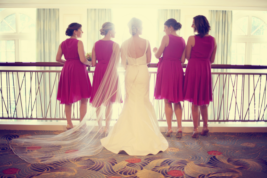 Glam-Fall-Wedding-Bridesmaids-GettingReady