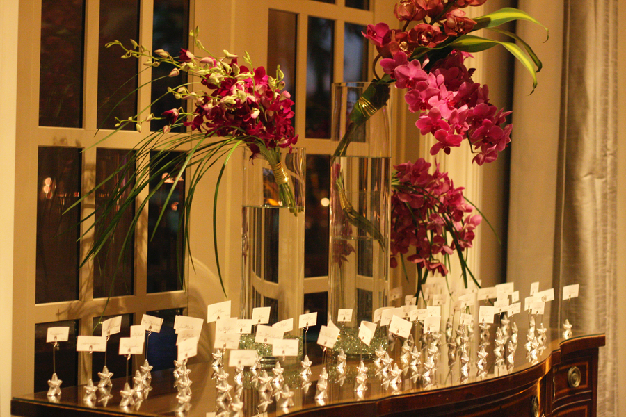 Glam-Fall-Wedding-Escort-Card-Table