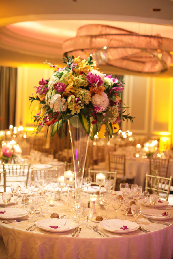 Glam-Fall-Wedding-Reception-Centerpiece