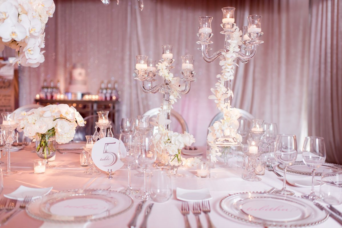 Placesetting and Centerpiece
