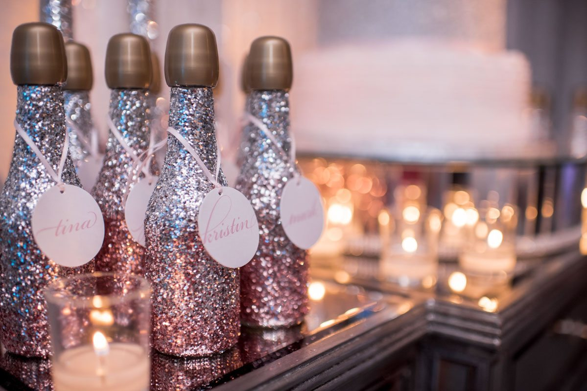 Sparkle Bottle Favors