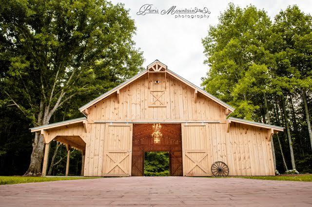 6 Wedding Barn Venues in Georgia You've Never Heard of ...
