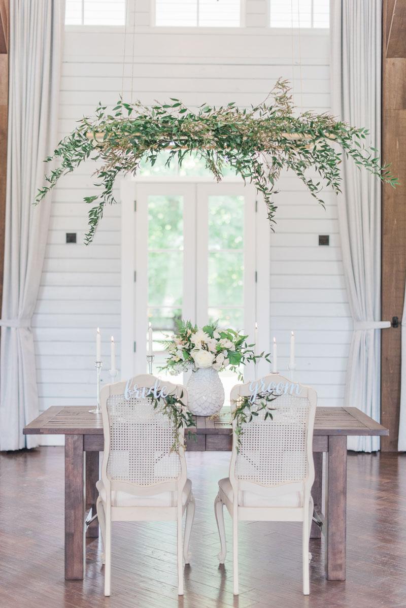 elegantsouthernvintage-bridalpartytable