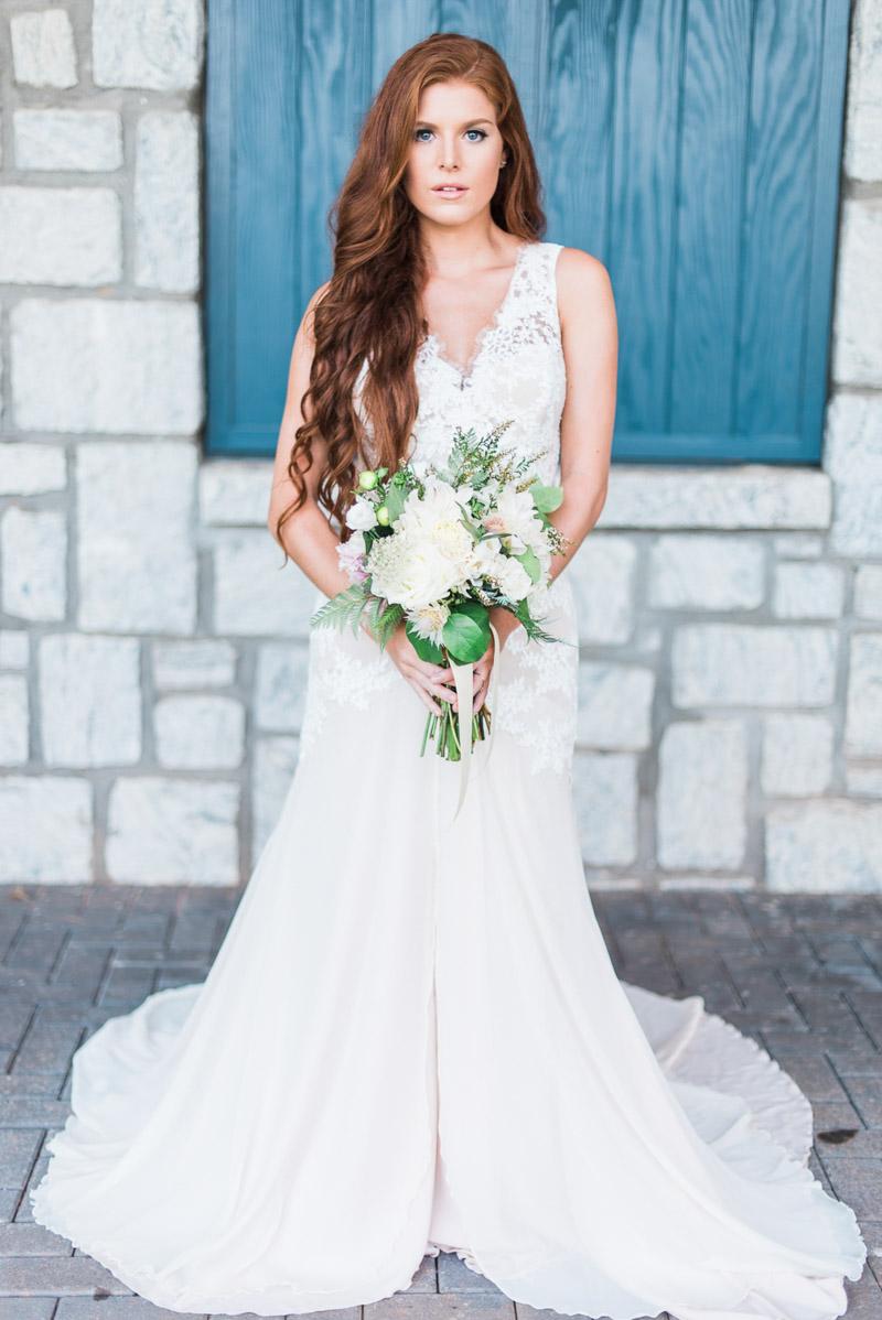 elegantsouthernvintage-bride
