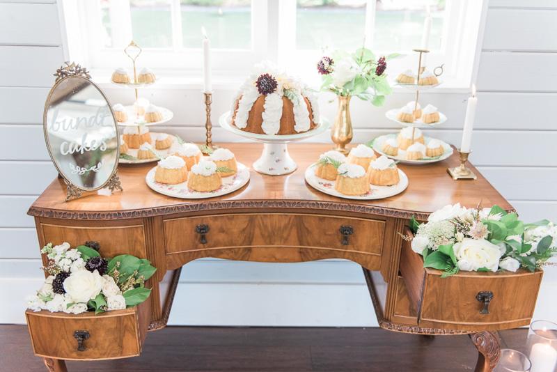 elegantsouthernvintage-desserttable