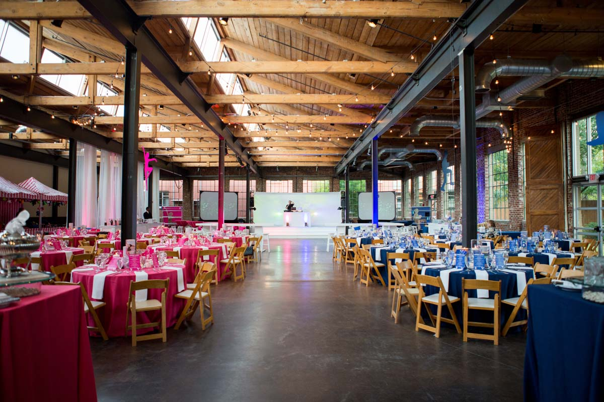mitzvah venue for a boy and girl