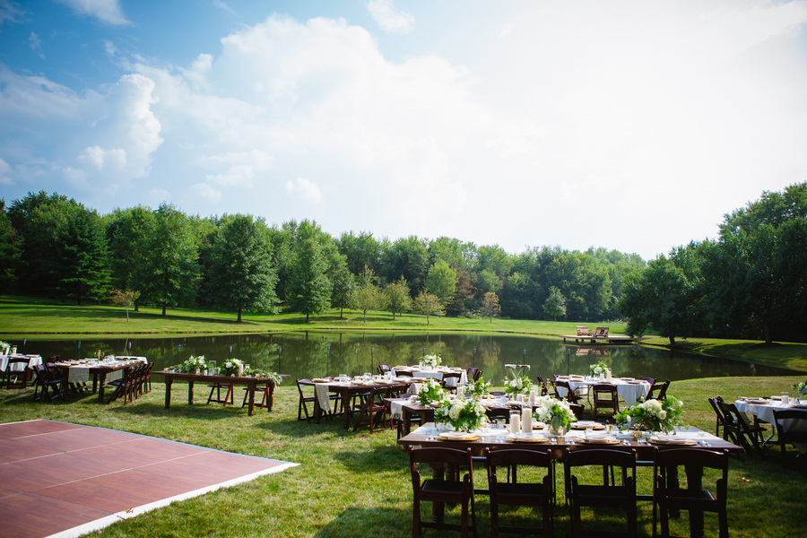 water view wedding venue in ohio
