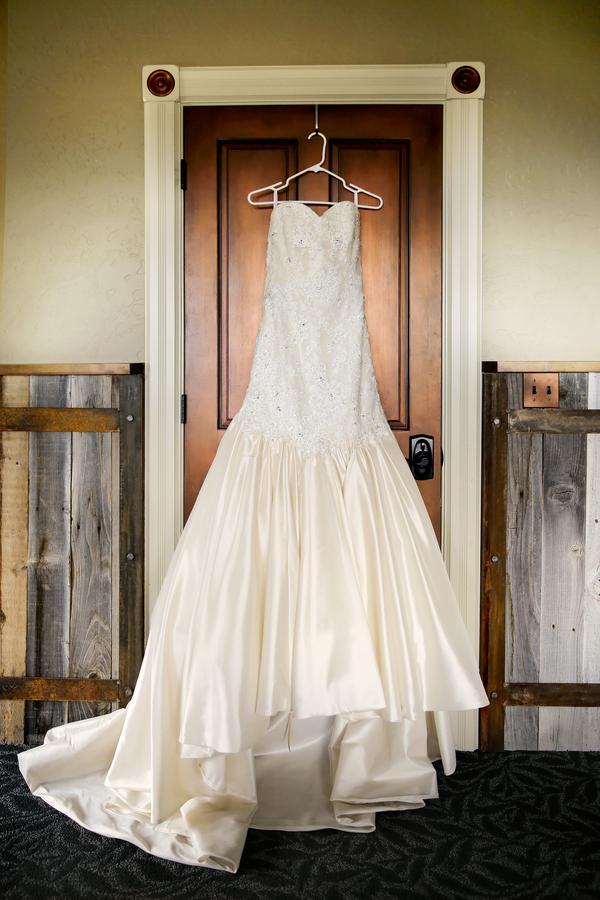 white sophia tolli wedding gown