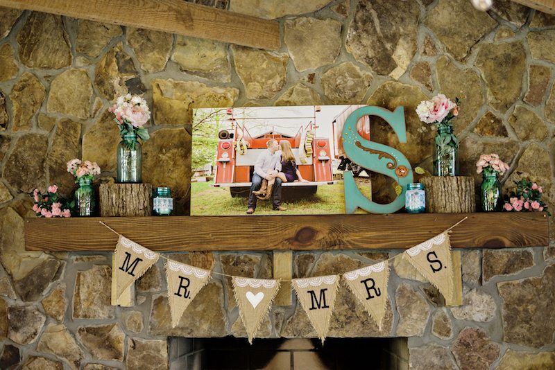 CharmingSouthernWeddingJustMarriedDecor