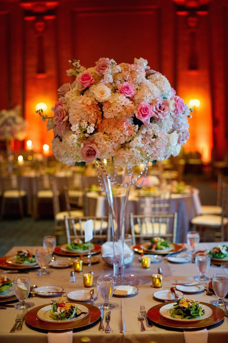 FoxTheatreWeddingCenterpiece
