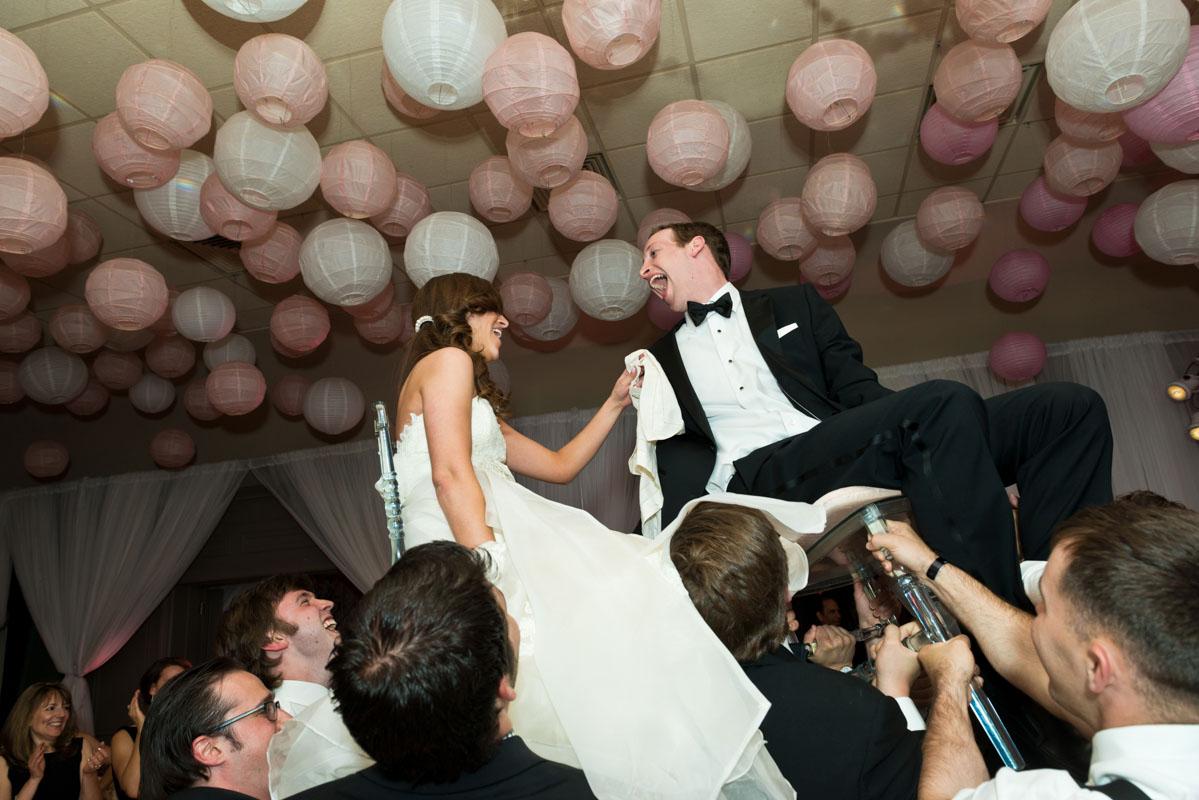Reception Bride & Groom