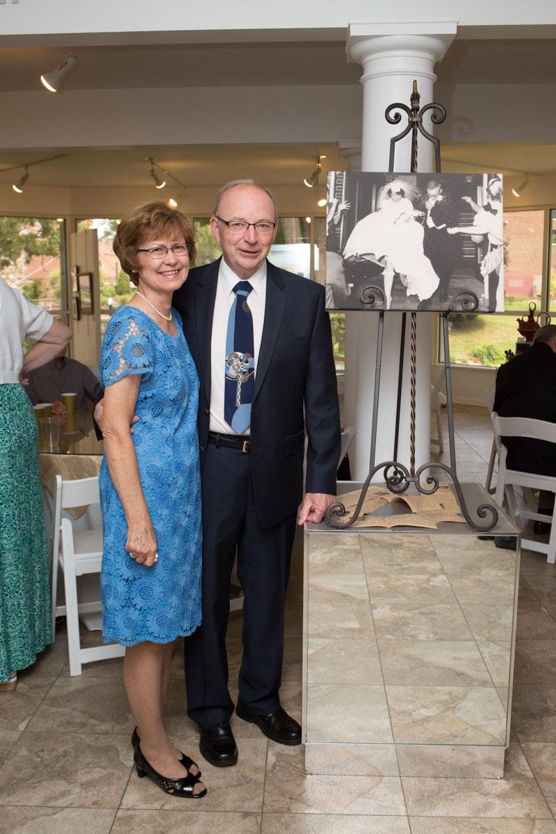 Romantic 50th Wedding Anniversary Party The Celebration Society