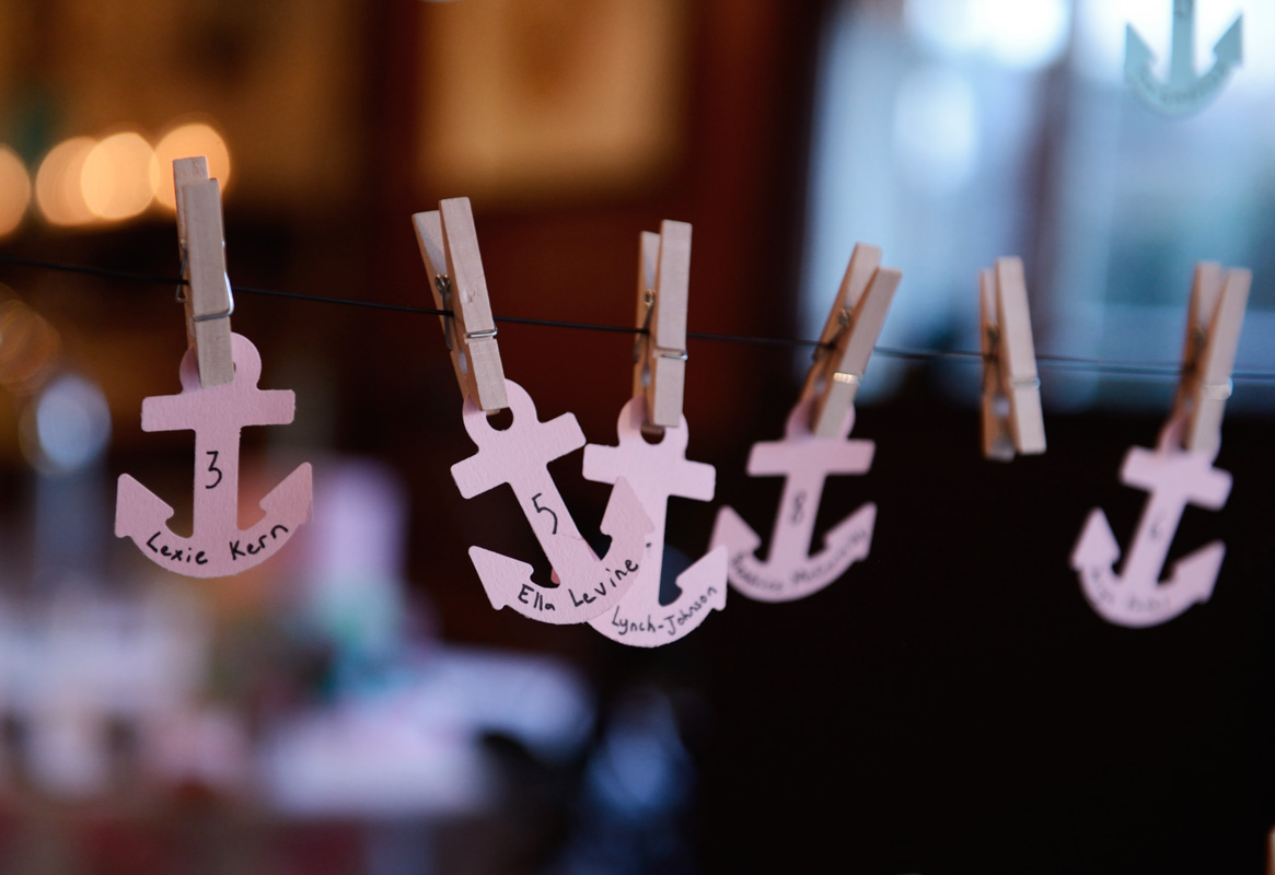 Anchor Name Cards