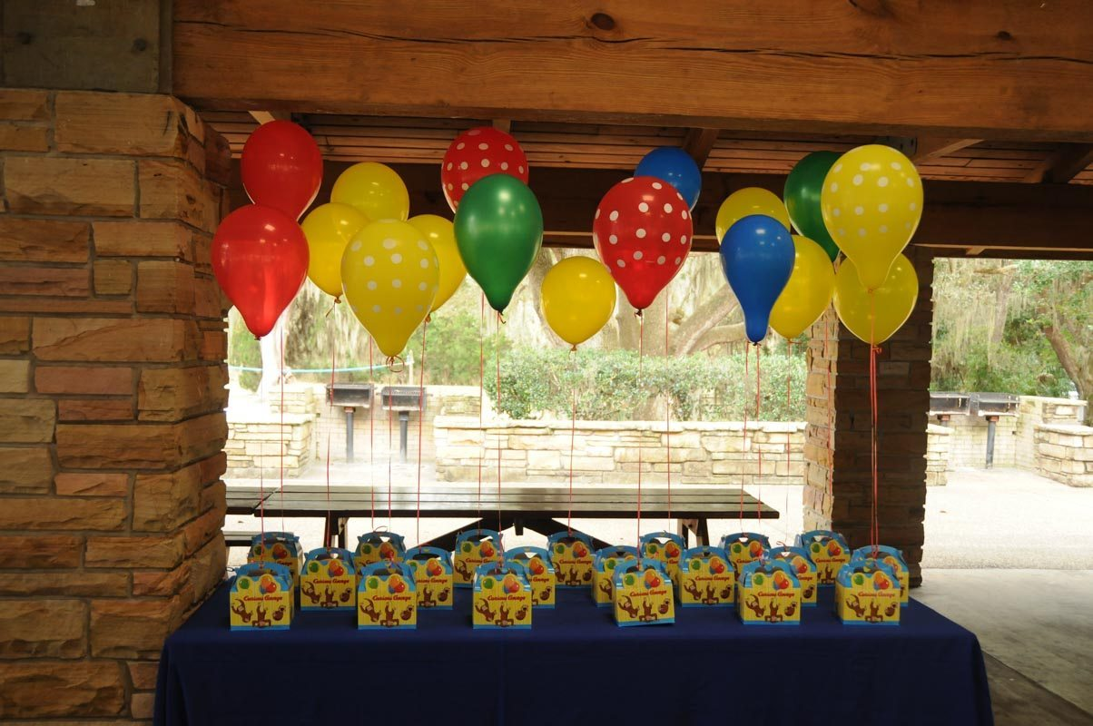 Balloon Goodie Bags