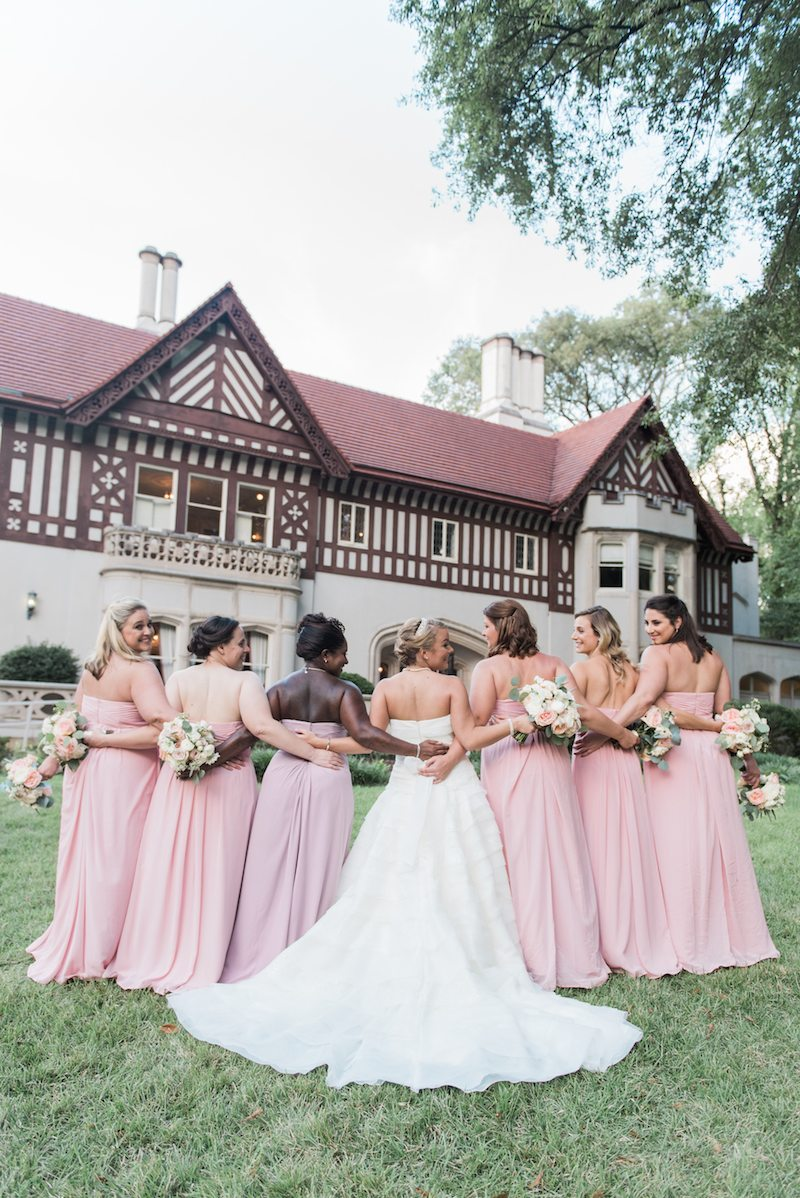 CallanwoldeGardenWeddingBridesmaids