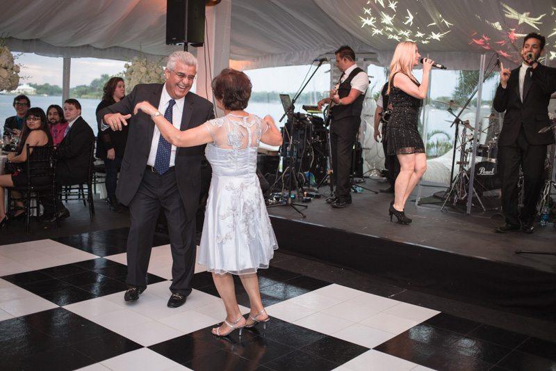 Dancing & Band_