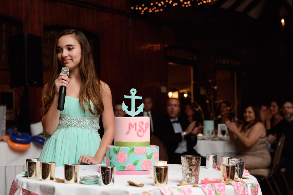 Girl & Cake