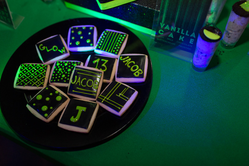 Glow in The Dark Sugar Cookies