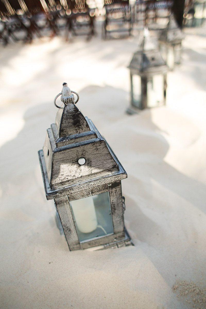 Lanterns in Sand