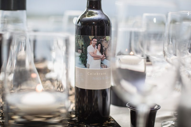 Personalized Wine Bottle_