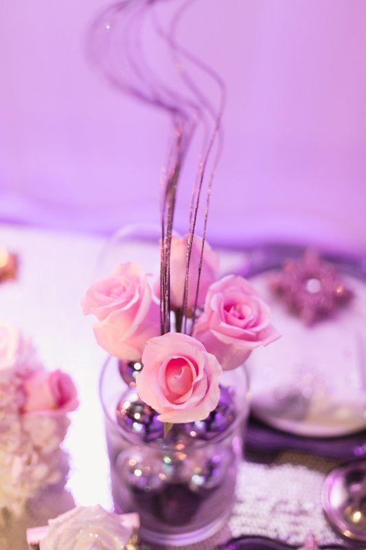 Rose Centrpiece