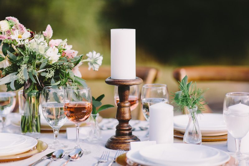 Rustic Reception Table 3