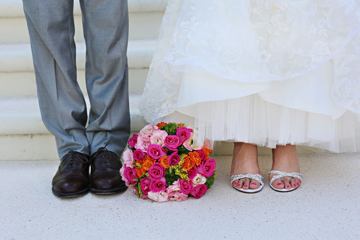 Shoes & Flowers_