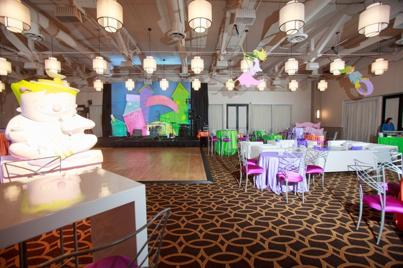 ballroom venue for brithday party