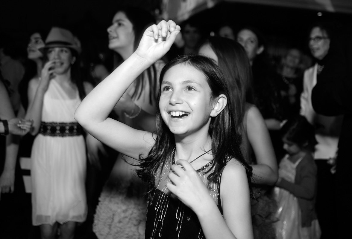 dancing at bar mitzvah