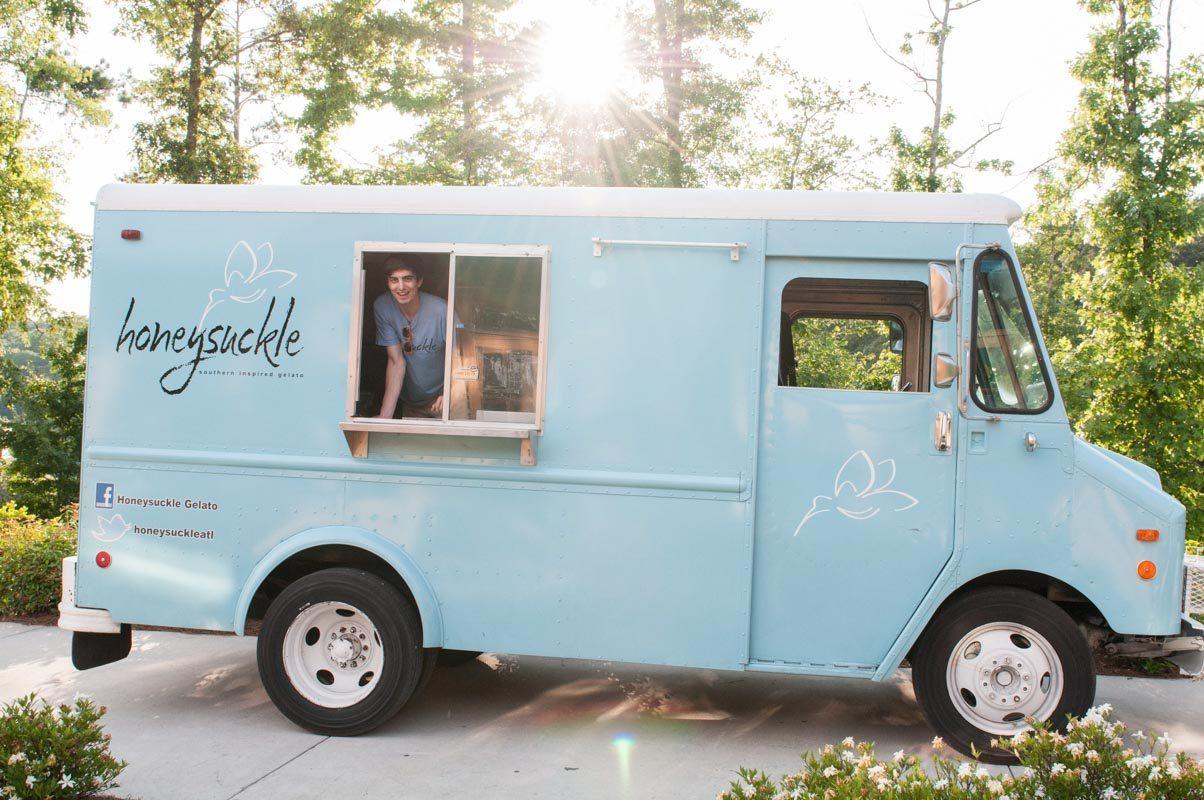 honeysuckle food truck