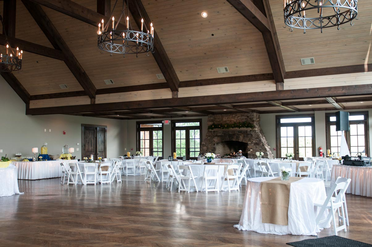 inside foxhall resort and sporting club
