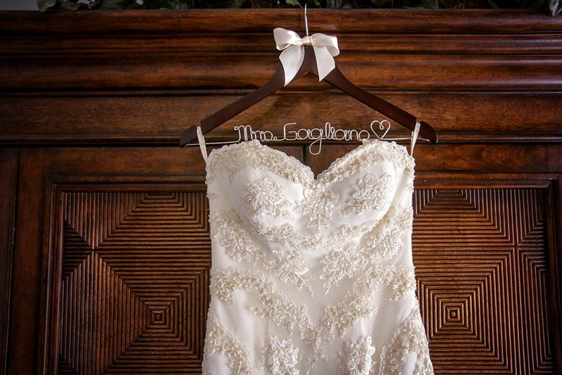 Beaded Wedding Gown_