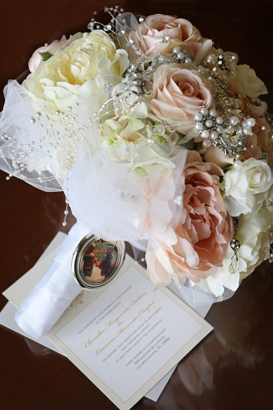 Bouquet & Invitation_