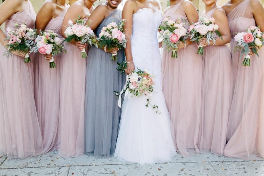 Bridesmaids flowy chifon floor length dresses Rattoo_Rattoo_Erika_Delgado_Photography_EDP0192