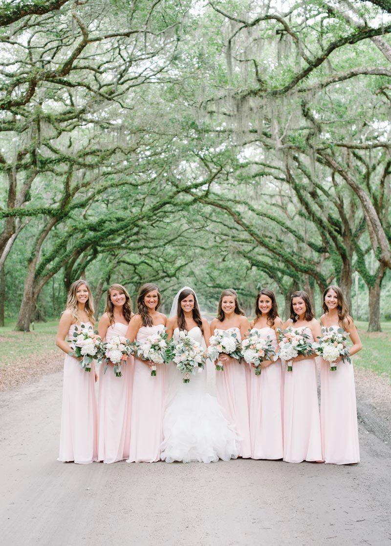 Bridesmaids outdoor under tree canopy Boaen_Smith_Britt_Croft_Photography_smithSUBMIT31