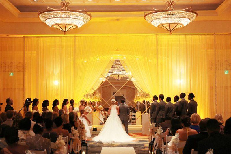 Cinderella Dream Wedding At Omni Champions Gate In Orlando