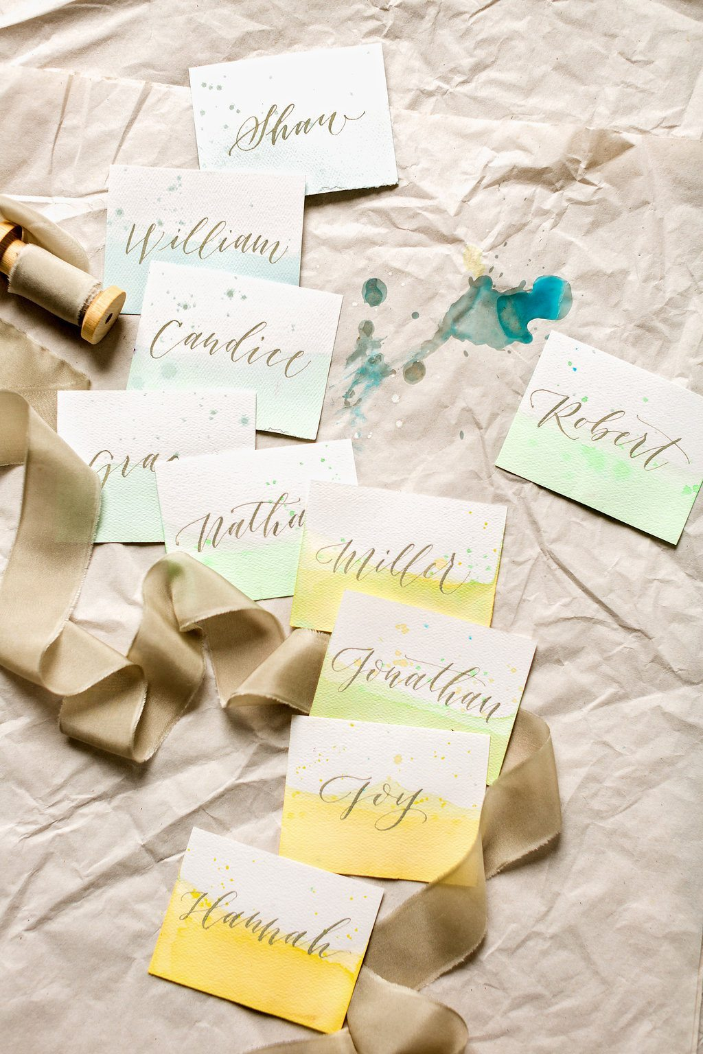 Colorful Cost Comparison Summer Wedding InspirationTCSSummer_04062016RusticWhite041