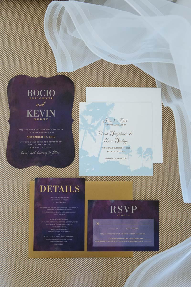 Casa Marina Resort Wedding