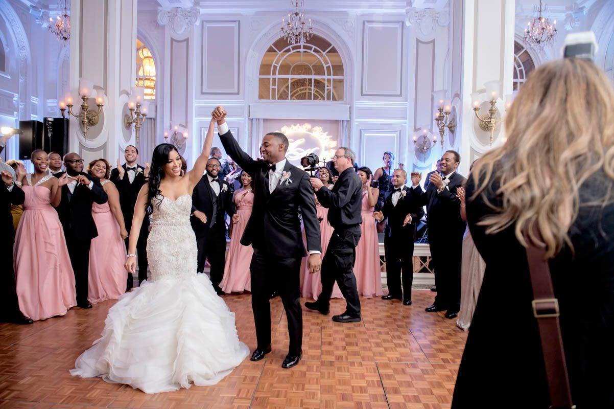 First dance bride trumpet gown Adrienne&Keith_Wedd_0851