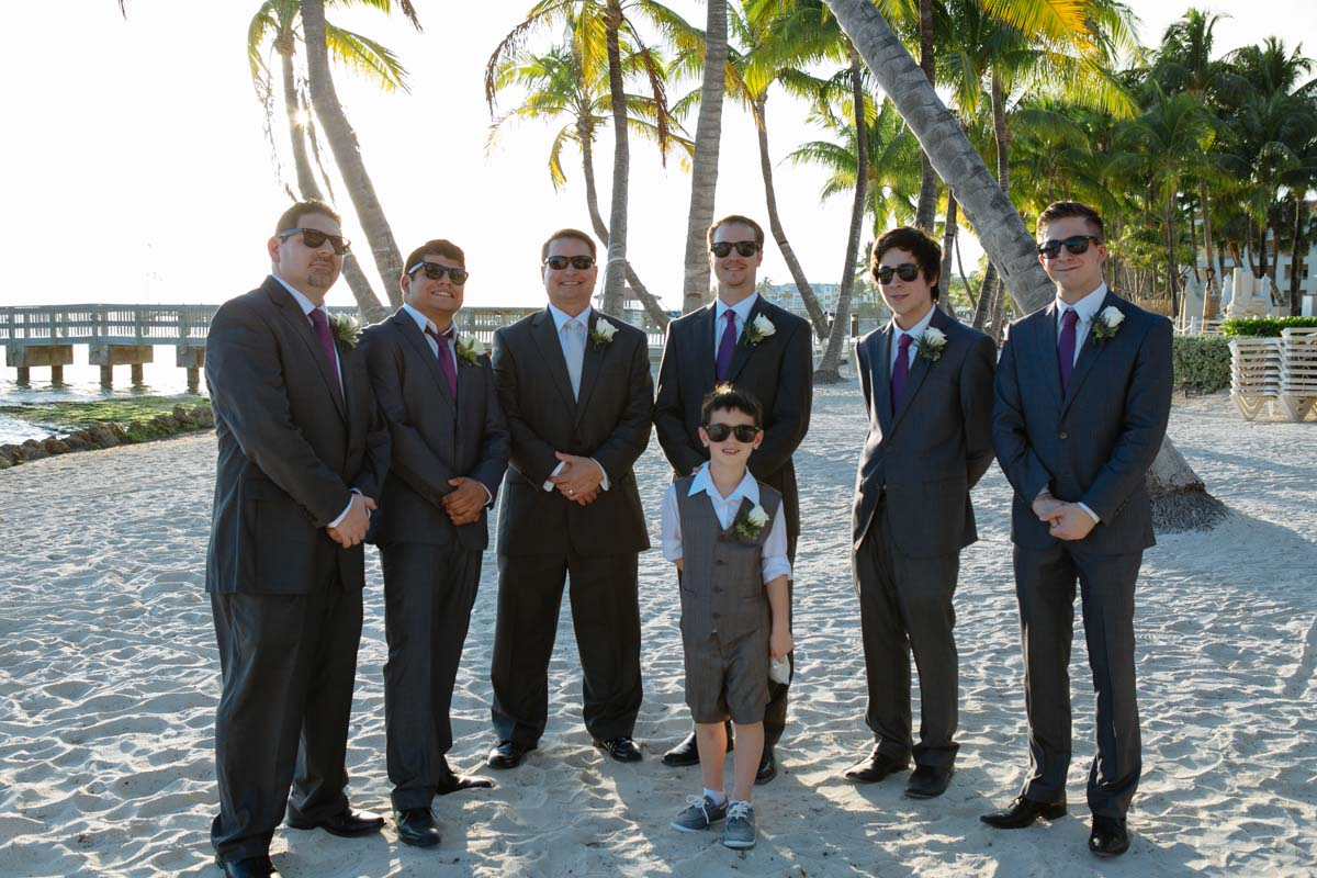 Casa Marina Resort Wedding